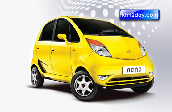 Tata Nano officially launched in Nepal