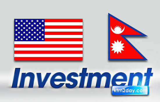 US business team arrives in Nepal