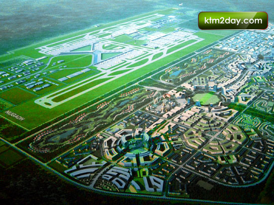 New international airport to build next year
