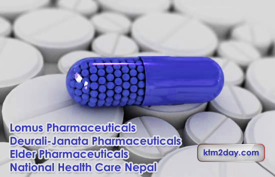 Nepali pharmas eye overseas markets