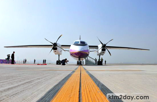 NAC aircraft deal in December