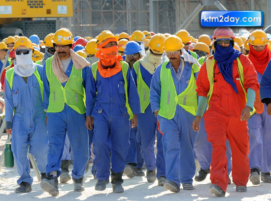 Qatar becomes biggest employer of Nepali migrant workers