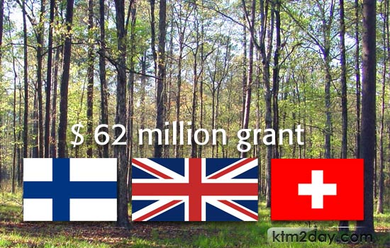 UK, Switzerland, Finland provide $62M aid