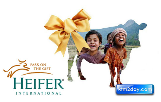 Heifer International launches $23.8m project