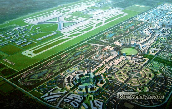 Construction of second Int'l airport to begin soon