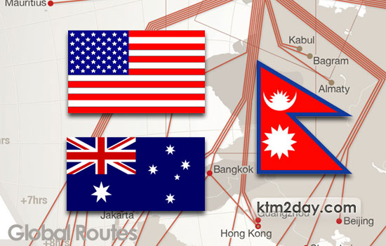 US, Australia interested in signing ASAs with Nepal