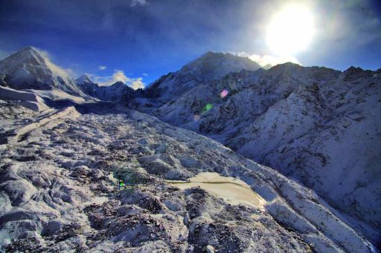 Himalayan meltdown not so fast after all: study