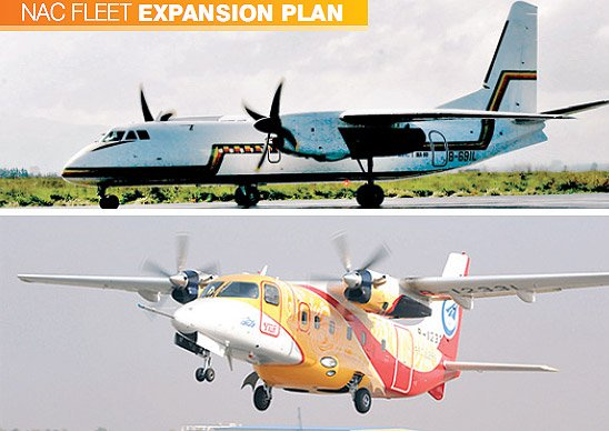 NAC fleet expansion plan: China agrees to give two aircraft in grant