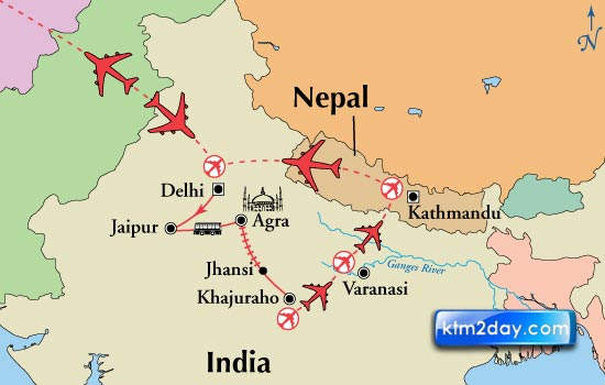 Nepal to ask India for more air entry points