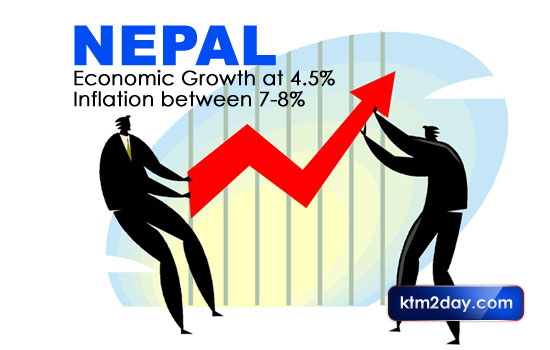 Nepal to grow at 5pc this fiscal