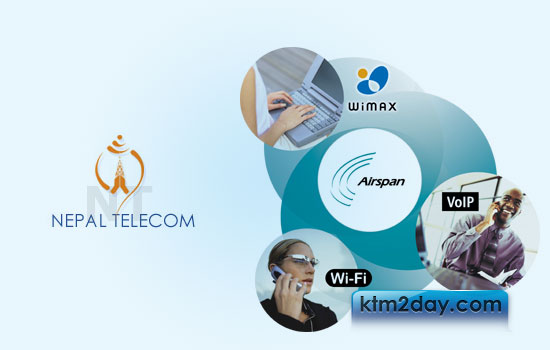 WiMAX-based high-speed internet project: Nepal Telecom in final preparation stages