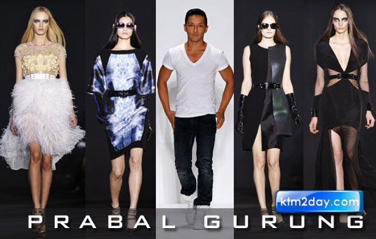 Gurung at NY Fashion Week: From edgy to elegant