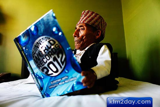 World's Shortest Man Ever 2012