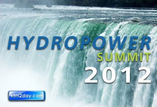 Nepal pins high hopes on Hydropower Summit 2012