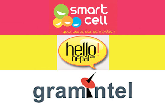 Inter Operator connection : Smart Cell, Hello Nepal, Gramintel to be interlinked within a month