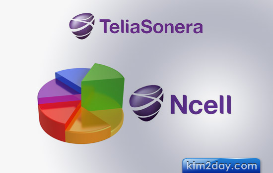 TeliaSonera to raise stake in Ncell