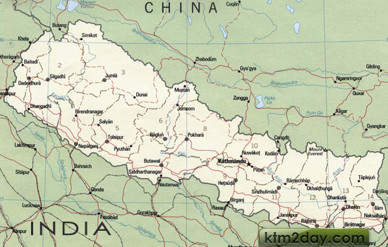 Nepal agrees to provide transit facility to India