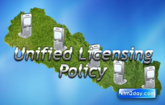 Unified licensing policy : Telecom service providers express divergent views