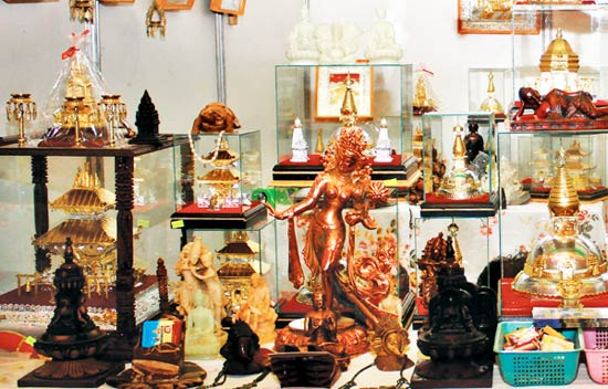 Handicraft exports jump 32 percent