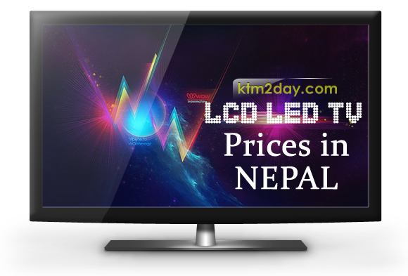 LED TV Prices in Nepal