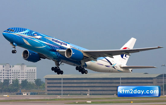 Malaysia Airlines to commence flights to KTM from Sept 1