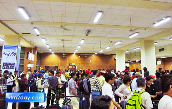 45k migrant workers depart in first month