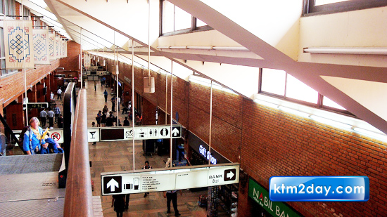 TIA passenger traffic projected to jump 36 percent by 2015