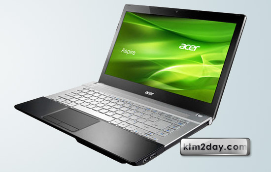 Three new Acer laptops hit store shelves