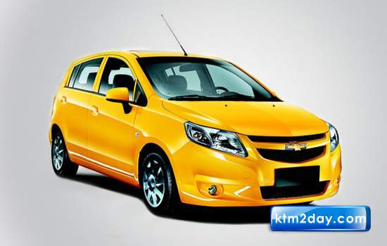 Chevrolet Sail planned for Jan launch