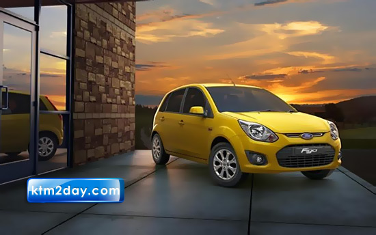 New Ford Figo launched