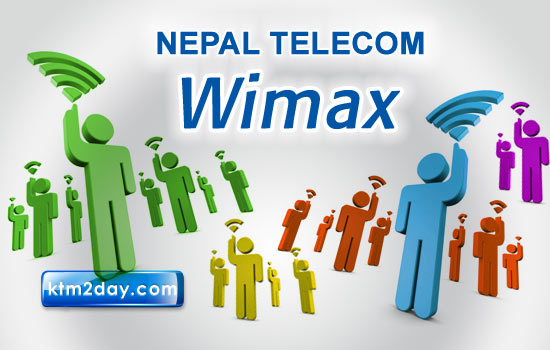 Nepal Telecom launches Wimax service