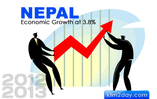 IMF slashes Nepal's growth forecast to 3.8%