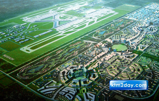 Second International Airport project gets moving again