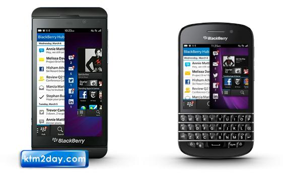7 key features of BlackBerry Z10 and Q10