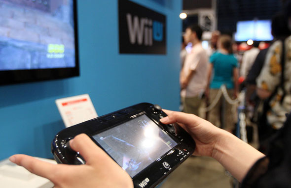 Nintendo Gains as New Wii U Sales Beat Predecessor