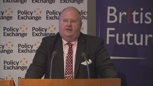 Eric Pickles attacks Labour for spending millions on translators instead of encouraging immigrants to learn English.