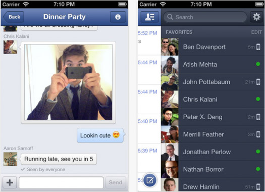 All US iPhone Users Can Now Make Free Phone Calls Via Facebook
