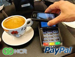 PayPal partners with NCR to get into restaurants, gas stations