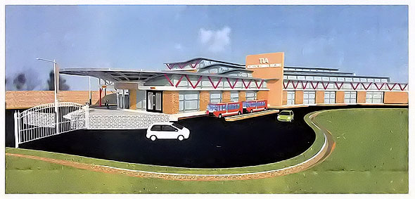 Tribhuvan Int'l Airport to get new domestic terminal next year