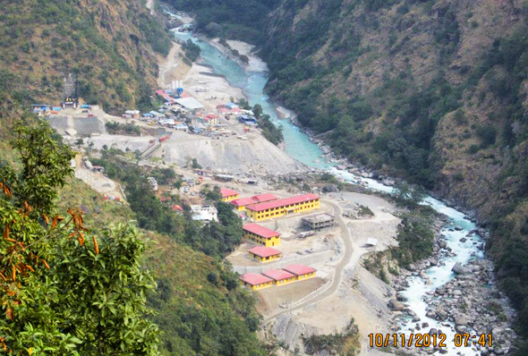 Upper Tamakoshi hydel project to issue Rs 5.18billion IPO