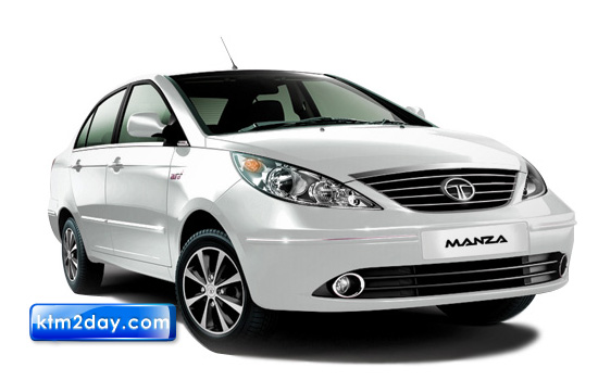 The all new Tata Manza launched in Nepali market