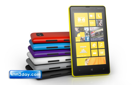 Nokia Lumia 820 Price in Nepal