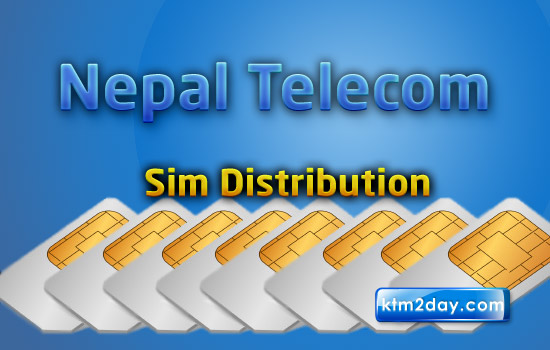 Nepal Telecom plans outsourcing SIM distribution