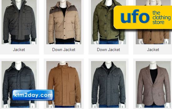 UFO launches own brand of apparels