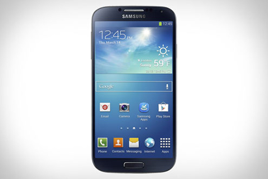 Galaxy S4 to hit store shelves after a month