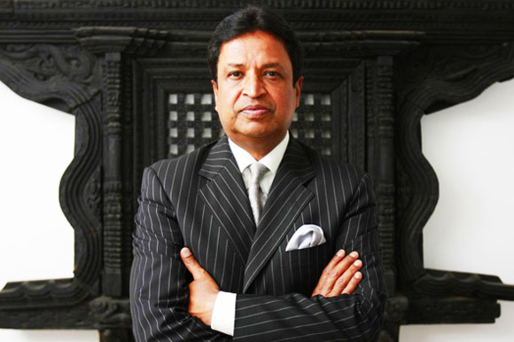 Forbes lists Binod Chaudhary as Nepal's first billionaire