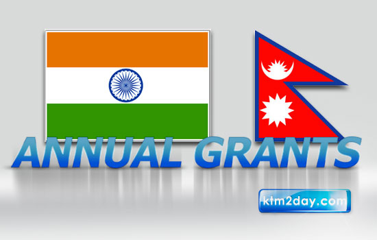 40 percent hike in grants to Nepal