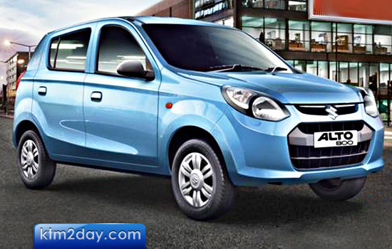 Maruti Suzuki Alto 800 arrives in all-new avatar