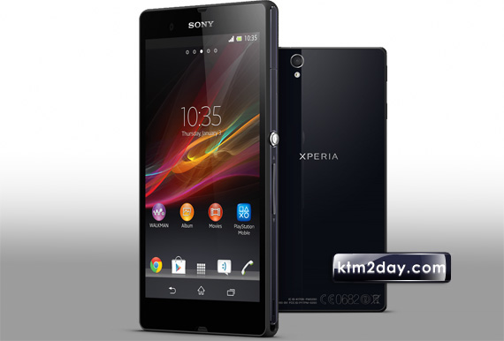 Sony Xperia Z launched in nepali market