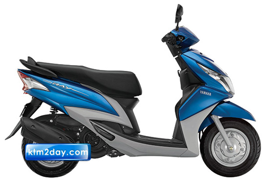 Yamaha Ray hits Nepali roads
